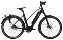 E-Bike QWIC MA11 Speed Black Trapez