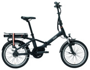 E-Bike QWIC MN7 Compact Matte Black One-Version
