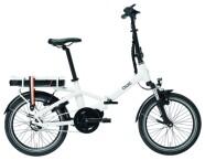 E-Bike QWIC MN7 Compact Chalk White One-Version