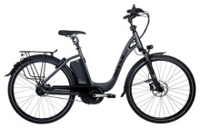 E-Bike AVE TH9 smoke grey low