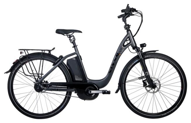 E-Bike AVE TH9 smoke grey low 2020