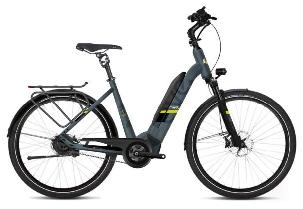 E-Bike AVE TH10 granit low 2020