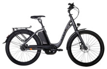 E-Bike AVE SH9 smoke grey low