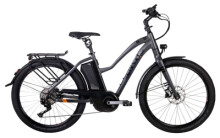 E-Bike AVE SH9 smoke grey lady