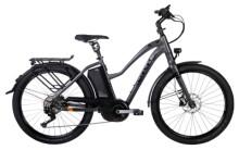 E-Bike AVE SH9 smoke grey lady