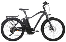 E-Bike AVE SH9 smoke grey gent