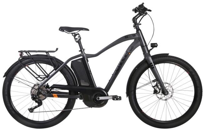 E-Bike AVE SH9 smoke grey gent 2020