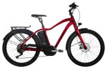 E-Bike AVE SH9 red gent