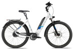 E-Bike AVE SH10 white low