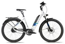 E-Bike AVE SH10 white low