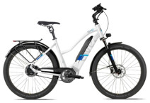 E-Bike AVE SH10 white lady