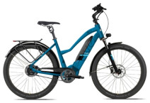E-Bike AVE SH10 skyblue lady