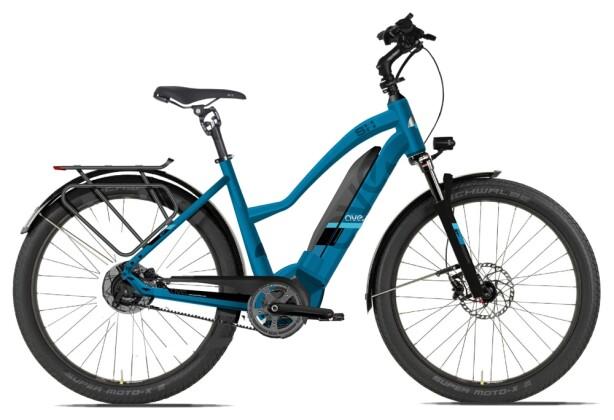 E-Bike AVE SH10 skyblue lady 2020