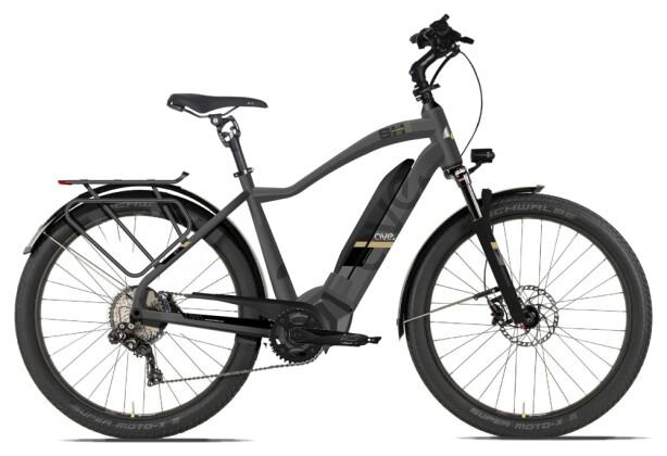 E-Bike AVE SH10 graphit gent 2020