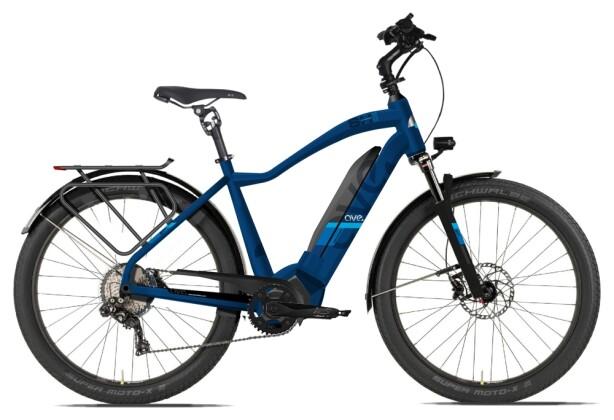 E-Bike AVE SH10 capriblue gent 2020
