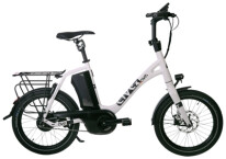 E-Bike AVE MH9 white