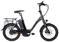 E-Bike AVE MH9 smoke grey