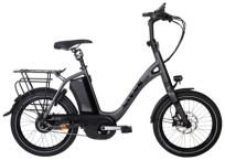 E-Bike AVE MH9 smoke grey