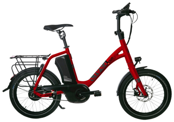 E-Bike AVE MH9 rubin red 2020