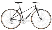 Urban-Bike Creme Cycles Echo Uno Mixte black