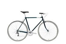 Urban-Bike Creme Cycles Echo Uno obsidian