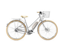 E-Bike Creme Cycles Eve ´E 7 silver