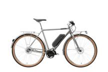 E-Bike Creme Cycles Ristretto ON+ Solo grey