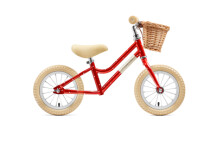 Kinder / Jugend Creme Cycles Mia 12 red