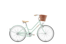 Kinder / Jugend Creme Cycles Mini Molly polka