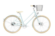 Citybike Creme Cycles Eve 7 blue