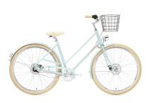 Citybike Creme Cycles Eve 7 blue