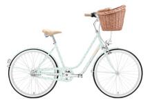 Citybike Creme Cycles Molly Lady polka