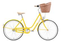 Citybike Creme Cycles Molly Lady mango