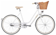 Citybike Creme Cycles Molly Lady ivory