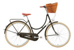 Citybike Creme Cycles Holymoly Lady Doppio black