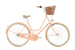 Citybike Creme Cycles Holymoly Lady Solo coral