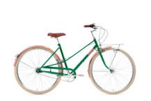 Citybike Creme Cycles Caferacer Lady Doppio sparkling emerald