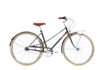 Citybike Creme Cycles Caferacer Lady Doppio black copper
