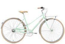 Citybike Creme Cycles Caferacer Lady Uno pista