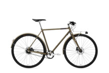 Citybike Creme Cycles Ristretto Lightning bronze