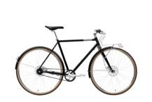 Citybike Creme Cycles Ristretto Bolt gray
