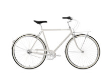 Citybike Creme Cycles Caferacer Man Uno chrome