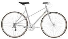 Urban-Bike Creme Cycles Echo Uno Mixte silver