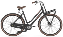 Citybike Gazelle MISS GRACE black L R7T