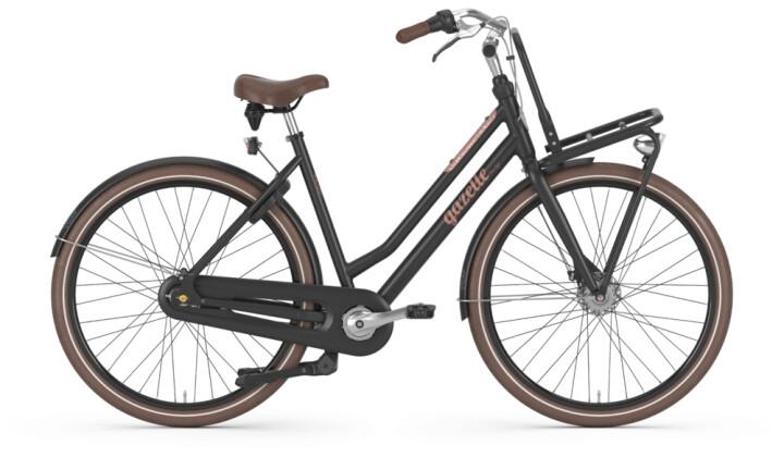 Citybike Gazelle MISS GRACE black L R7T 2020