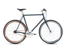 Urban-Bike Grecos Urban Retro blau