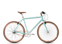 Urban-Bike Grecos Urban türkis