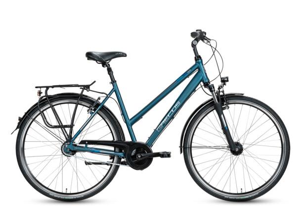 Trekkingbike Grecos Boston Komfort 2020