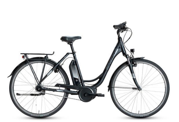 E-Bike Grecos Eli 2.1  schwarz 2020