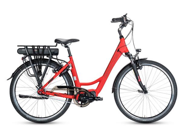 E-Bike Grecos Eli 1.1 rot 2020